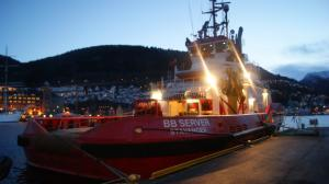 Photo of BB SERVER ship