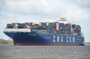 Photo of CMA CGM COLUMBA ship