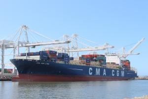 Photo of CMA CGM LYRA ship