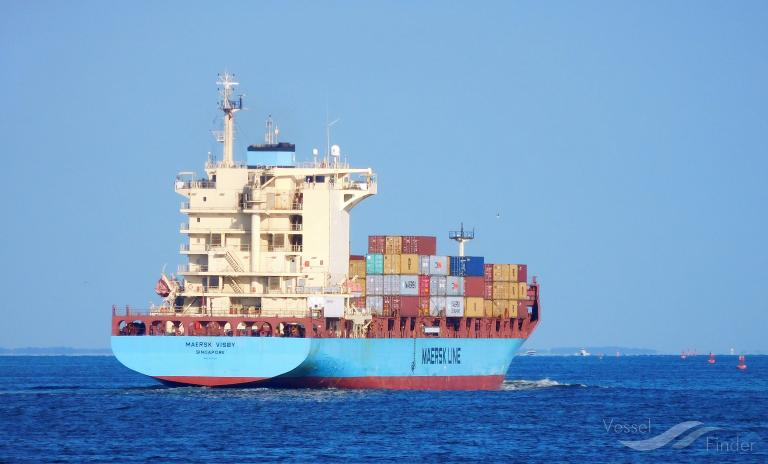 MAERSK VISBY photo
