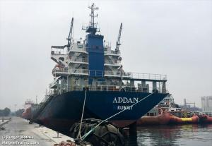 Photo of ADDAN ship