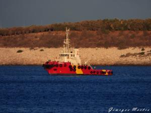 Photo of ORCA Z ship