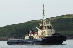 Photo of SVITZER MUSSELWICK ship