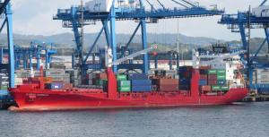 Photo of X-PRESS TAJUMULCO ship