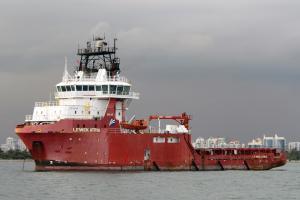 Photo of LEWEK ATRIA ship