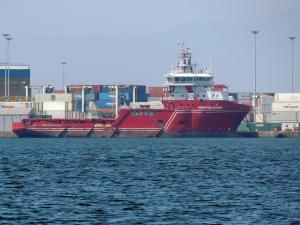 Photo of NIGER DELTA KING ship