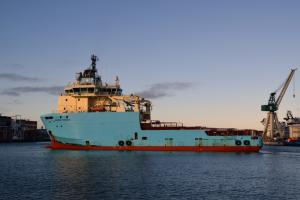 Photo of MAERSK TERRIER ship