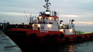 Photo of SOUNA ship