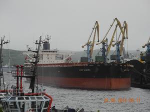 Photo of AOM ELENA ship