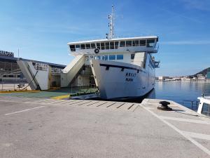 Photo of HRVAT ship