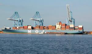 Photo of MOL MAESTRO ship