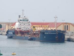 Photo of SPABUNKER CUARENTA ship