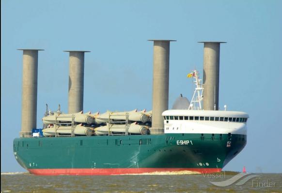 Eship1 General Cargo Ship Schiffsdaten Und Aktuelle Position