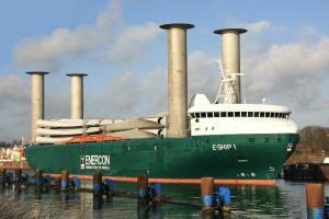 Photo of ESHIP1 ship