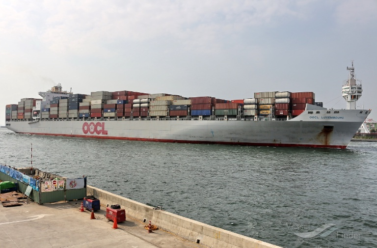 OOCL LUXEMBOURG photo