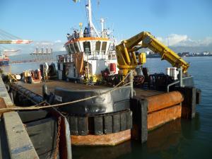 Photo of DN201 ship
