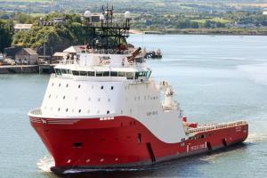 Photo of SIEM TOPAZ ship