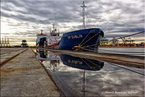 Photo of AARHUS ship