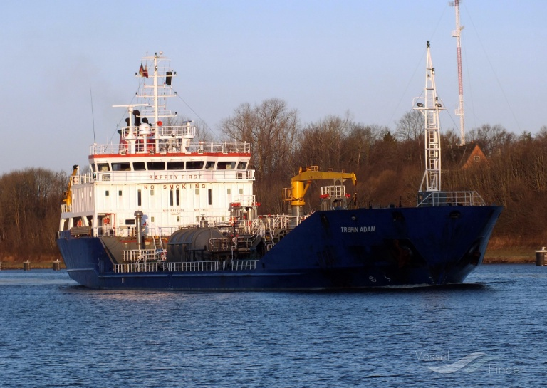 GAZPROMNEFT OMSK (MMSI: 273371330) ; Place: Kiel_Canal