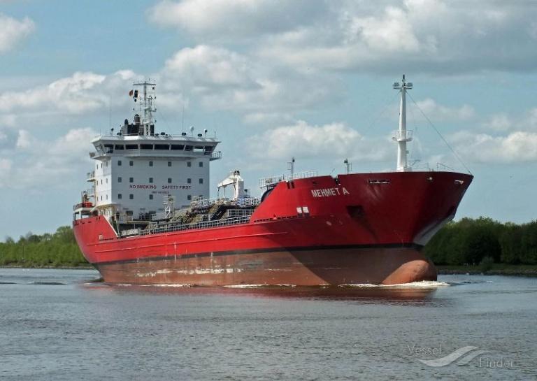 MEHMET A (MMSI: 256463000) ; Place: Kiel_Canal, Germany