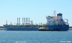 Photo of M/T MADEIRO ship