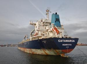 Photo of CATAMARCA ship