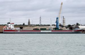 Photo of FIVELBORG ship