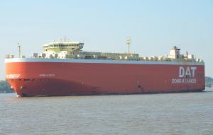 Photo of DONG A METIS ship