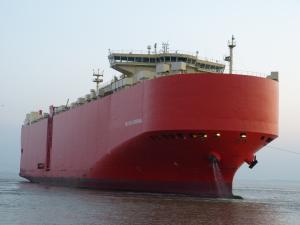 Photo of GLOVIS CARDINAL ship