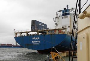 Photo of TRF PRAIA ship