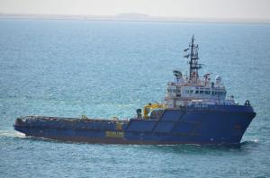 Photo of MVTOPAZORYX ship