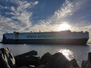 Photo of HOEGH COPENHAGEN ship