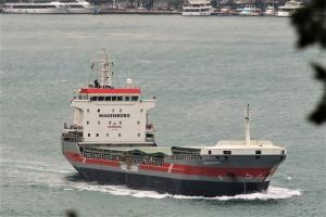 Photo of LEUVEBORG ship