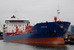 Photo of ICDAS-09 ship