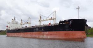 Photo of PORT SHANGHAI ship