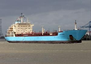 Photo of KAREN MAERSK ship