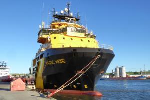 Photo of MAGNE VIKING ship