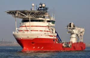 Photo of SIEM N-SEA ship