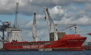 Photo of HHL VALPARAISO ship