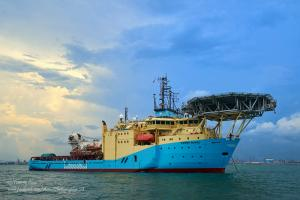 Photo of MAERSK NOMAD ship