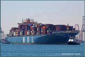 Photo of MOL MAXIM ship