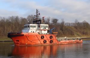 Photo of AMBER II ship