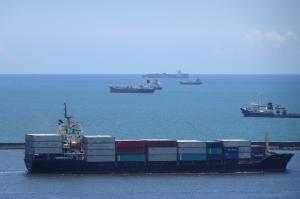 Photo of GODSPEED ship