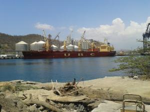 Photo of UBC SALAVERRY ship