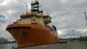 Photo of TOISA EXPLORER ship