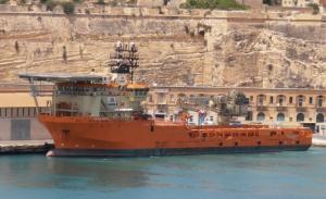 Photo of TOISA WAVE ship