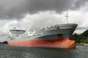 Photo of SOLANDO ship
