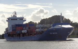 Photo of ICE MOON ship