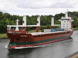 Photo of FAGELGRACHT ship