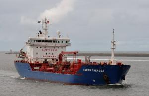 Photo of KARINA THERESA ship